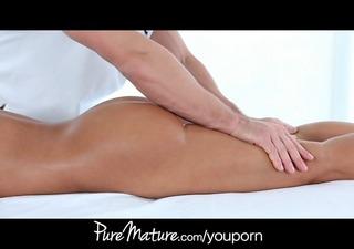 puremature office massage lisa ann office massage