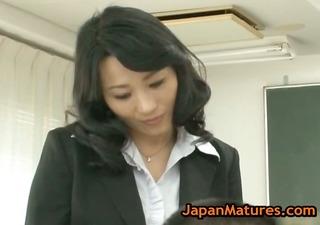 natsumi kitahara ass drilling three-some dude