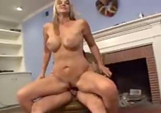 hawt mommy loves to fuck her sons ally - jp spl