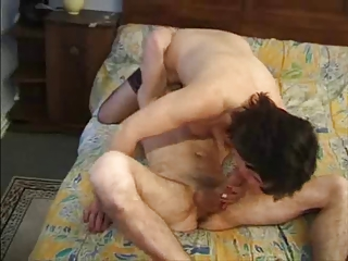 maid older woman love tunnel and anal fuck