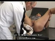 mother anal clinic with sex and creampie