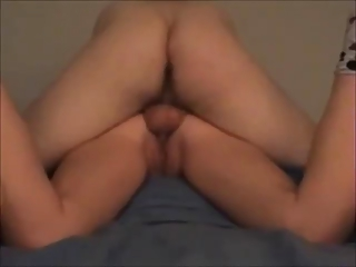 arse wife acquire anal creampie