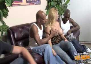 whore mama friday used by 6 bbcs in front of son