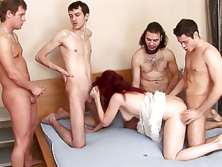 russian older janna team fuck part 11