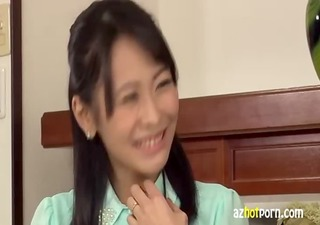 azhotporn.com - horny oriental wife who fell to