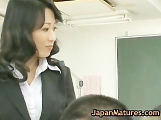 natsumi kitahara ass drilling threesome boy part1